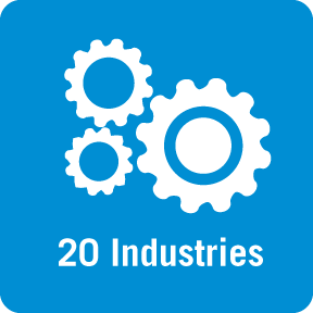 Granted - 20 Industries